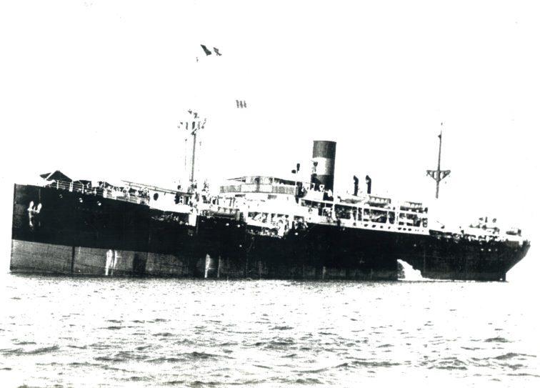 Vaixell Ipanema