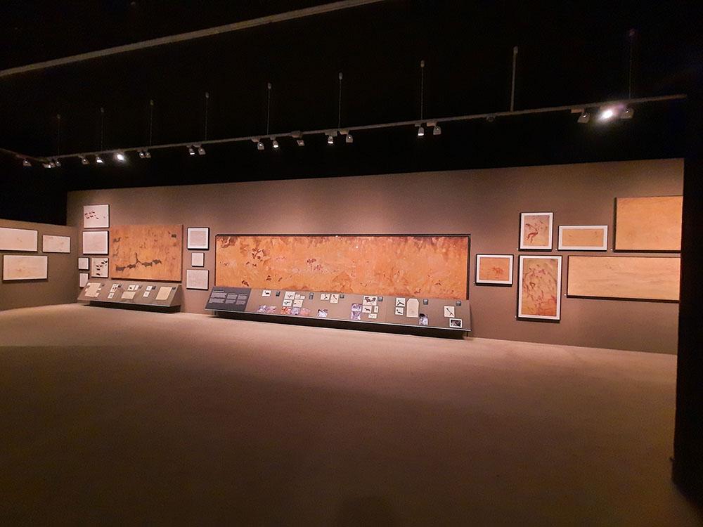 Figura 7. Sala de l'exposició