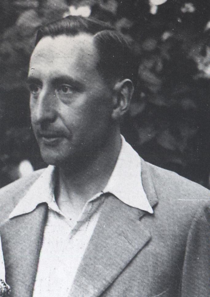 Lluís Rubiralta, el 1937